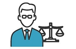 弁護⼠・破産管財⼈の⽅